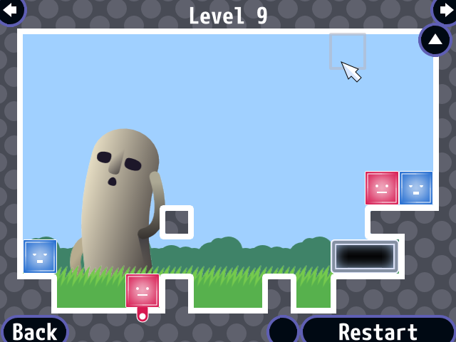Screenshot of Jelly no Puzzle