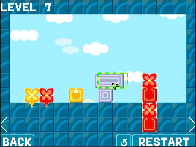 ハナノパズル2スクリーンショット